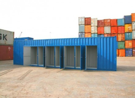 Conteneurs vente box container for Cout container maritime